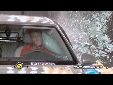 Euro NCAP | VW Golf | 2012 | Краш-тест