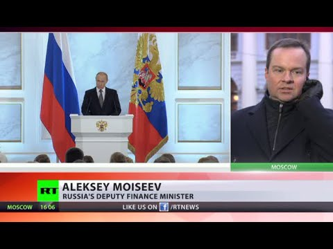 Russian economy adjusting, not crashing - Dep Finance Minister