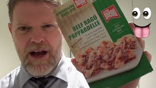 Tuesday Nuke My Lunch Day - On The Menu Beef Ragu Review with Grego