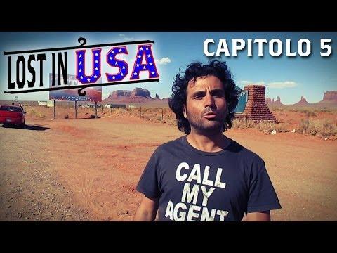 BAZ – Lost in U.S.A – Episodio 5: Ai confini della realta
