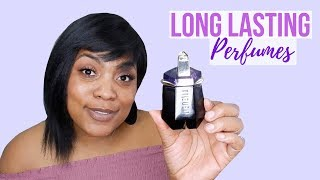 Long Lasting Perfumes Fragrances for Women 2018