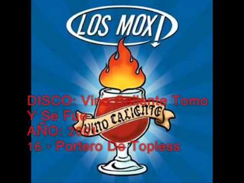 Los Mox - Portero De Toples