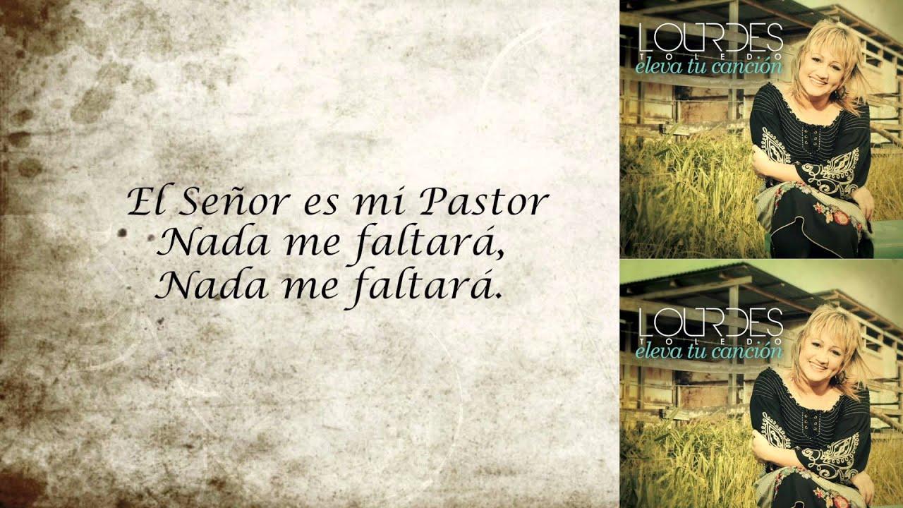 letra de la cancion jesus es mi pastor: