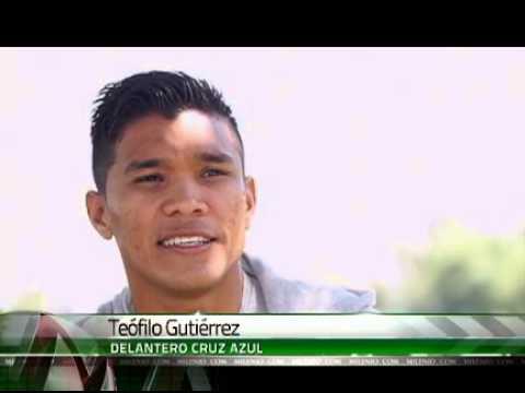 El delantero colombiano de Cruz Azul quiere dejar atrás 'la fama' de conflictivo para convertirse en referente en este Clausura 2013. Ve lo que otros no ven.