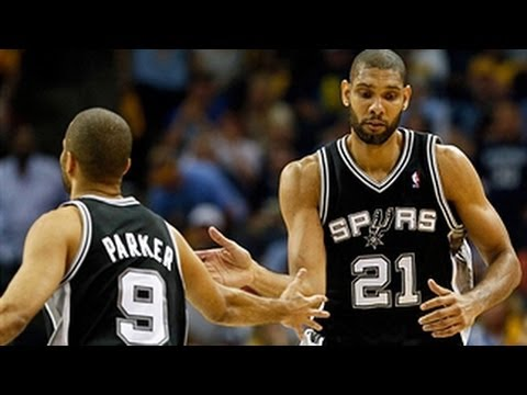 Parker & Duncan lead Spurs in NBA Finals Game 1!