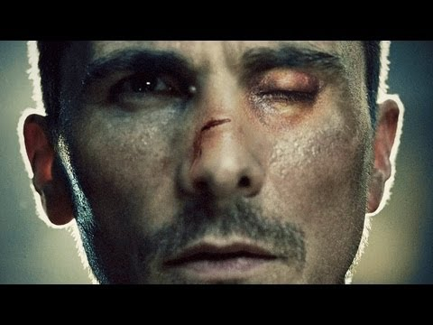 CHRISTIAN BALE FACE PUNCH (No More Room in Hell)