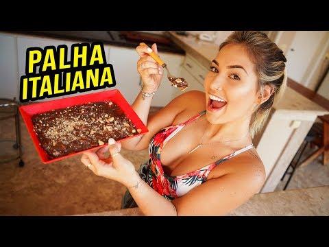 COMO FAZER A MELHOR PALHA ITALIANA DO MUNDO??!!! thumbnail