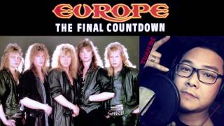 The Final Countdown (cover: Tuan RC)