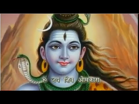 Om Jai Shiv Omkara With Lyrics [full Hd Song I Yatra Amarnath Dham video