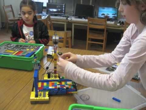 RCX Robotics at Near North Montessori School