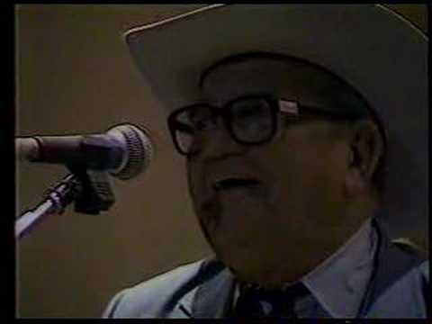 Eldon Shamblin - 1986 Rare Singing Performance