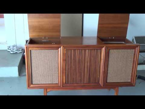 1964 Motorola Stereo Console