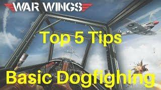 War Wings TOP 5 Basic Beginner Tips