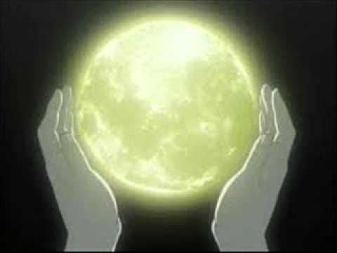 Nightcore (estilo) Anime Yellow Moon Akeboshi Naruto