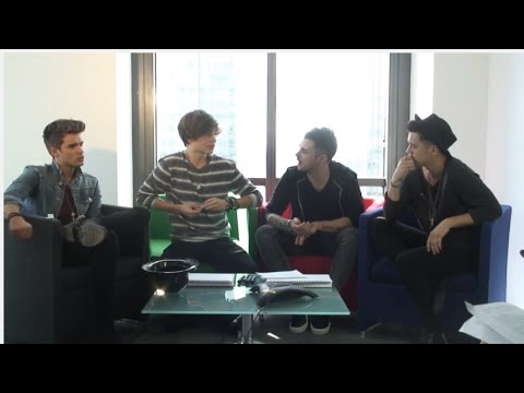 Union J - Live webchat with 3am