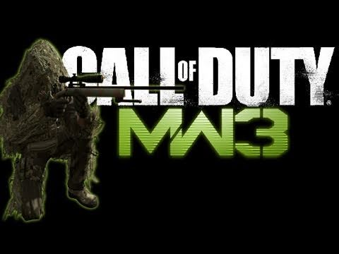 100% CONFIRMED MW3 Info: Sniping, Explosives, & Perks