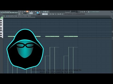 FL Studio TUTORIAL - PSYTRANCE BASSLINE with HARMOR