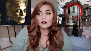 My House Is Haunted... Viral Scary Story (The Bediink Thread)