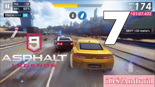 Asphalt 9: Legends -  iOS GAMEPLAY / ANDROID - Part 7