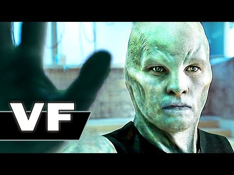 TITAN Bande Annonce VF (Science Fiction, 2018)