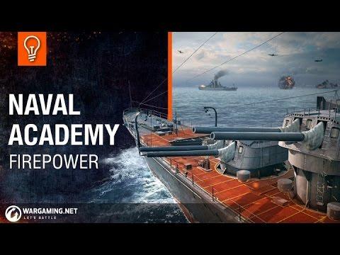 Naval Academy - Firepower