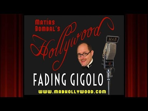Fading Gigolo - Review - Matías Bombal's Hollywood