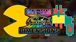Does Anyone Know Pac-man & Galaga Dimensions? | Eebworld