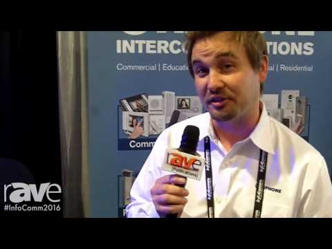 InfoComm 2016: Aiphone Debuts IX Series of Intercom System Solutions