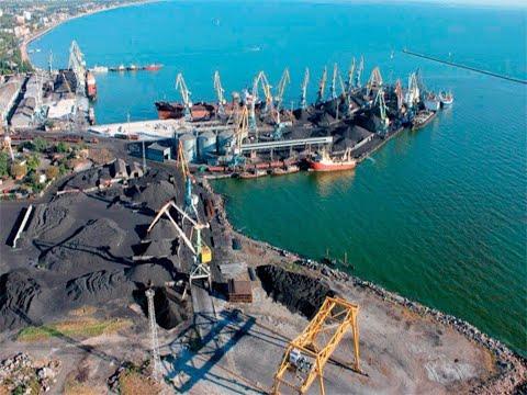 Киевские СМИ сообщили о начале разорения украинских портов на Азовском море