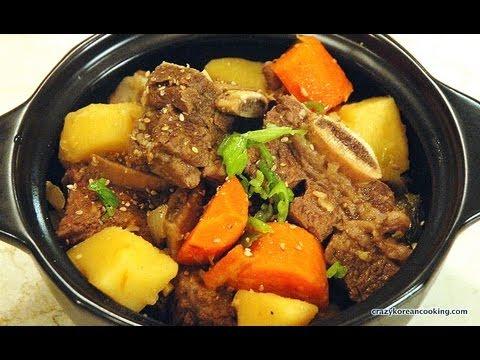 Best Kalbi Recipe Ever [Short Beef Ribs Korean Barbecue] | DIY Reviews ...