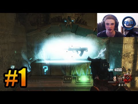 """""""IT STARTS!"""" - ORIGINS Zombies w/ Ali-A #1 - (Black Ops 2 Zombies Gameplay)"""