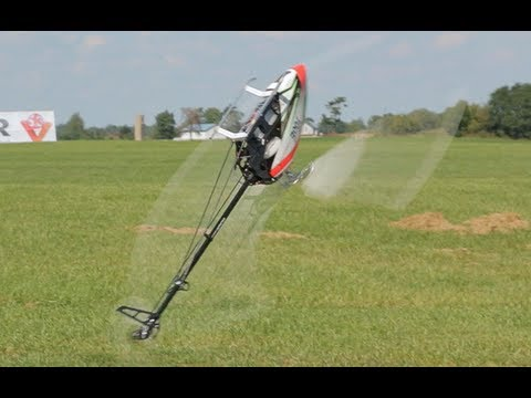 World's Largest R/C Helicopter Event IRCHA 2012