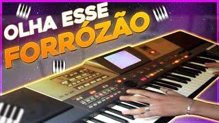 Solos Forró paparazzo - Jean Reis (teclado)