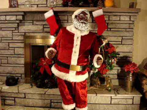 African American Santa Claus Ebay 290504005264 YouTube