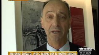 video PADOVA TG (martedì 24 marzo 2015) - Siamo il riferimento del Ppe Europeo e saremo in queste regionali c on il nostro Simbolo. Sicuramente non troppo a destra…così il vicepresidente della...