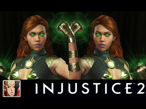 Injustice 2 - All Characters Mirror Intro Dialogues