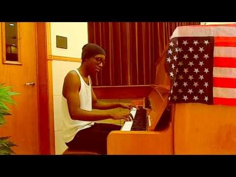 Soulja Boy  - Kiss Me Thru The Phone Piano Cover (raul Alves) video