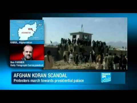 Obama apologises to Karzai over Koran burning