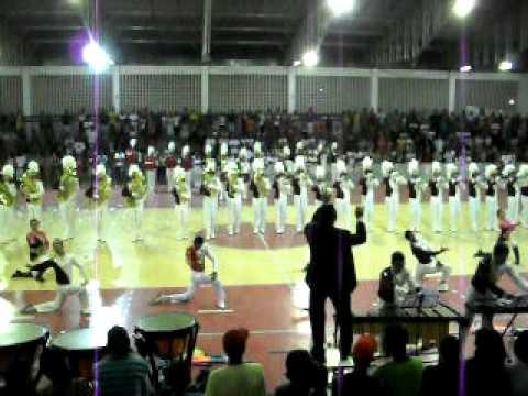DRUM & BRASS CORP'S CASTRO ALVES - CAMPEÃO PARAIBANO 2010