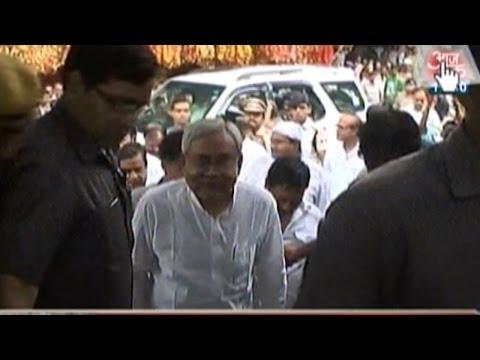 India 360: Nitish Kumar Starts Poll Campaign With 'Har Ghar Dastak'