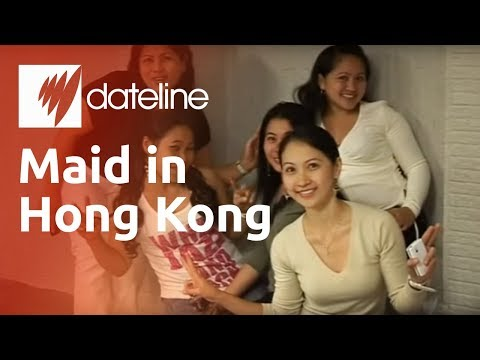 Maid in Hong Kong