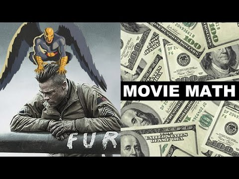 Box Office For Fury, Birdman 2014, Guardians Of The Galaxy China video