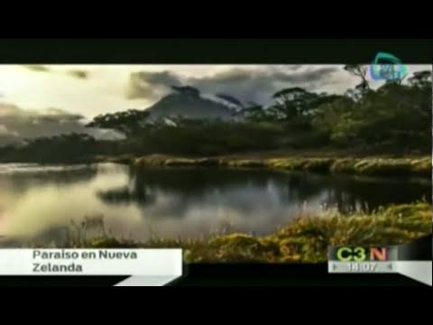 Imágenes impresionantes de los paraísos de Nueva Zelanda / Havens impressive New Zealand