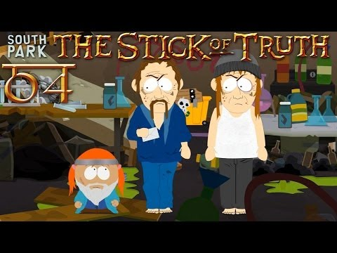 South Park: The Stick Of Truth - Kenny's Meth Lab - Part 4 - PC / Gameplay / Walkthrough