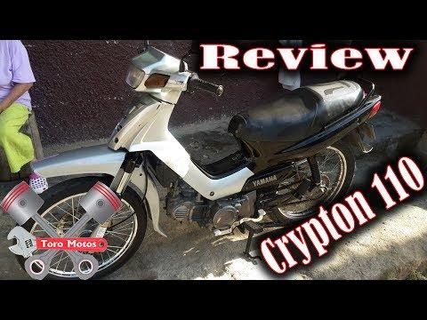 Yamaha Crypton 110 R Review Opiniones Análisis Y Prueba   ToroMotos
