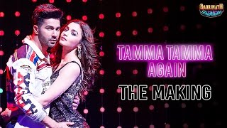 download lagu Tamma Tamma Again - The Making  Varun Dhawan gratis