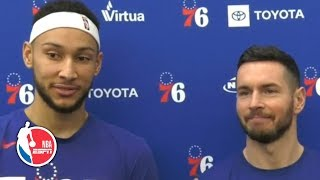 Ben Simmons confident in stopping Kawhi Leonard in Game 4 | 2019 NBA Playoffs