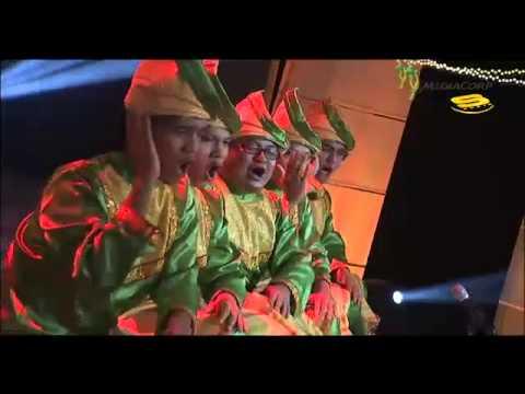 Di Pinggiran Aidlifitri Dikir Barat (live) - Herman S - Sinar Lebaran 2014 video