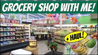 ????BEST SHOP with ME! ????Meat, Eggs, Fruit + Veggies IN STOCK! ????Grocery Haul + Shopping Trip???