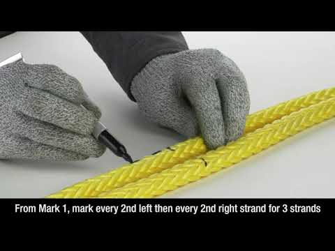 Class 1 End for End Splice